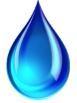 Saliva drop picture